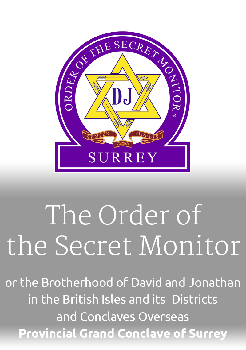 The Order of the Secret Monitor Provincial Grand Conclave of Surrey